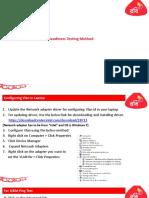 3G FE Testing Method Manual_220516