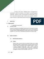 INFORME de TECNO 5 Elaboracion de Masa