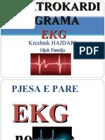 ECG - ELEKTROKARDIOGRAMA