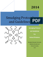 Smudging Guidelines