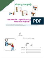 Estructura Frases y Comprensión Lectora