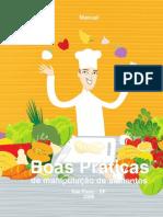 Boas Praticas Na Manipulacao de Alimentos