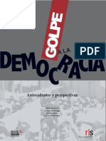 Golpe a La Democracia