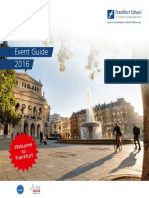 Event Guide 2016
