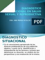 Diagnostico Situacional en Salud Sexual y Reproductiva