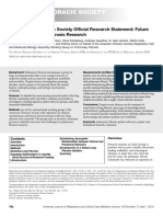Fibrosis Research Statement