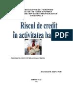 documents.tips_riscul-de-credit-in-activitatea-bancara.doc