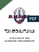 TClemenger Northwest Football Portfolio -- Manna