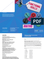 Information about Functional Maths for OCR CD-ROM