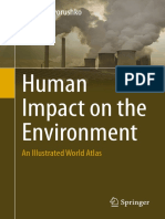 Human Impact on the Environment, An Illustrated World Atlas (2016)