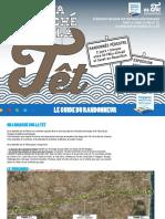 On a Marche Sur La Tet Guide Randonneur
