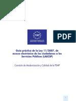 Guia Ley Acceso Electronico Ciudadanos