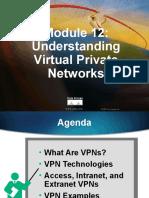 12 Understanding VPNs