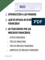 economía financiera