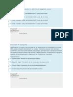 Quiz 1 Finanzas Corporativas DBBACDCBCA Sobre 60