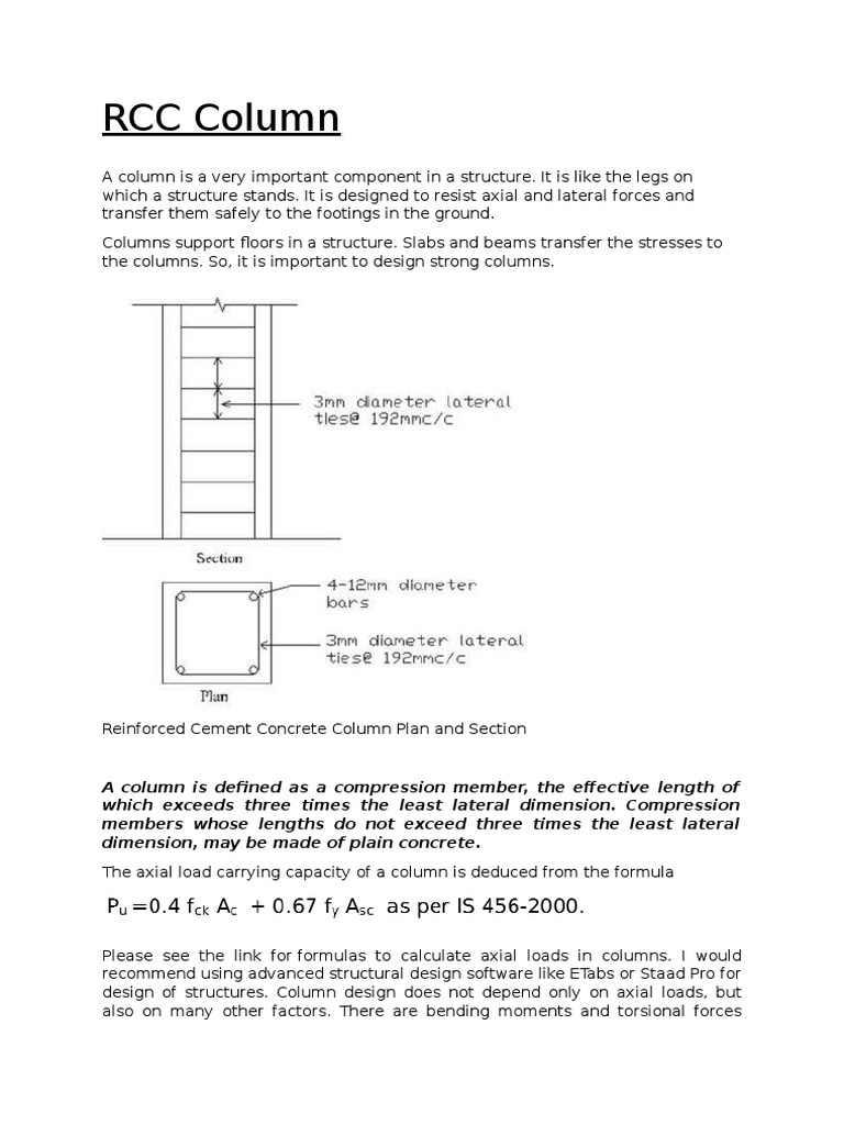 Design Procedures | Beam (Structure) | Stairs