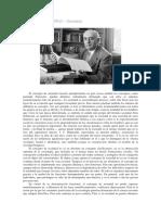 T- w.  Adorno - Sociedad