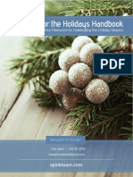 Spink Team Holiday Guide