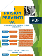 Prision Preventiva