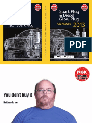 6x NGK Copper Core Spark Plug B6HS 4510