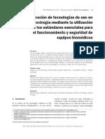 1 Valoracion de Tecnologias de Uso en Electrocirugia