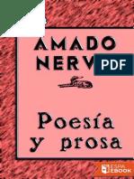 Amado Nervo-Poesia y prosa.epub
