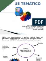 LUIS CARLOS RUBIO ARENAS Un Estado Regional Para Colombia