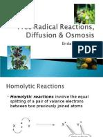 Free Radical Reactions