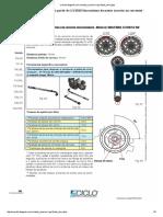 Honda City EXL 1.5 16V L15A8 a Partir de 1 1 2010 Sincronismo Do Motor (Correia Ou Corrente) - Procedimento de Troca