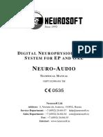 Neuro-Audio (Tech Manual)