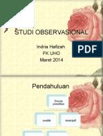 Studi Observasional
