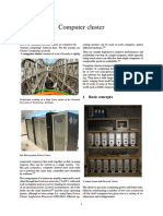 Computer Cluster(1)