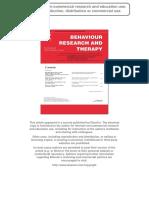 AldaoNolen Hoeksema(2010)ER Strategies Transdiagnostic BRAT