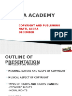 Academy Copyright Ppt