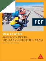 SAW Shougang Hierro Perú