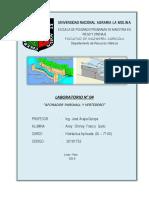 PRACTICA N° 04 - AFORADOR PARSHALL Y VERTEDERO