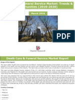 Sample -Death Care & Funeral Service Market - Trends & Opportunities (2016-2020).pdf