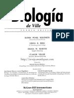 VILLEE, C. Biologia. 4ta Edicion