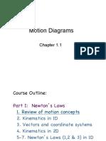 1.1Motion Diagrams JCB