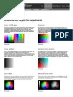 3D LUT Creator - Materials and LUTs