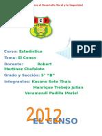 El Censo 5º B (1)