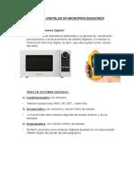 Sistemas Digitales en Microprocesadores