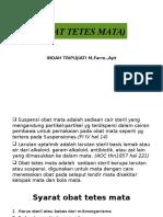 Steril Tts Mata