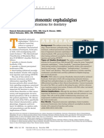Trigeminal Autonommic Cephalgia