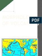 Morphology of Volcanoes