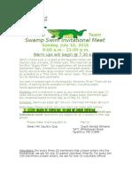 green hill country club swamp swim invite  1