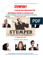 STUMPED- A Pro-Trinitarian Pictorial and Commentary for SDAs