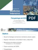 Fisiopatología de SDRA