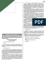 RJ 246 2015 ANA Aprueban Dcto Dnado Norma Que Promueve Medicion Huella Hidrica