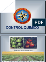 Control Quimico